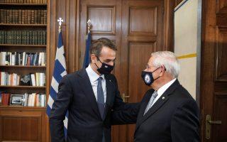 mitsotakis-menendez-affirm-bilateral-ties