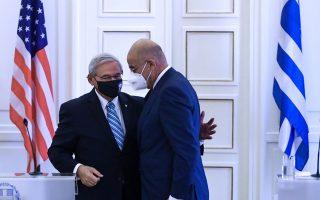 menendez-hails-greece-as-regional-pillar-of-stability