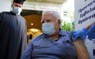 greece-begins-giving-covid-19-vaccines-outside-churches