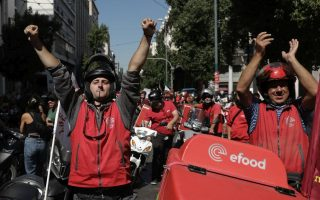 striking-efood-delivery-workers-take-to-the-streets