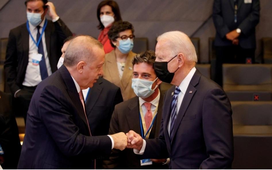 Erdogan says Turkey-US ties not healthy | eKathimerini.com