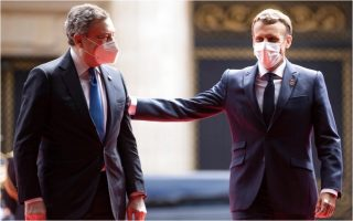 macron-draghi-sanchez-to-attend-athens-summit-on-september-17