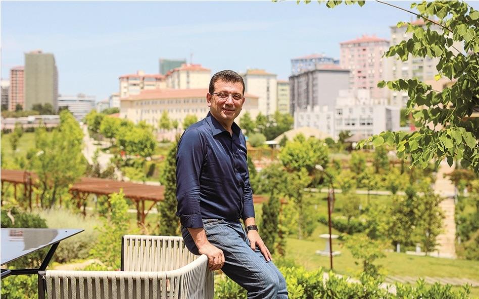 A mayor with a big dream for Turkey | eKathimerini.com