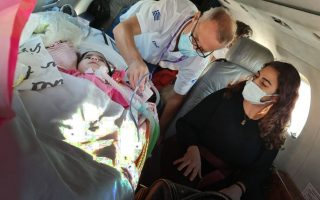baby-asya-arrives-in-nicosia-for-life-saving-treatment