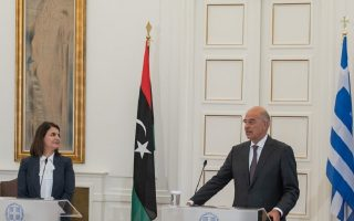 greek-fm-meets-with-libyan-counterpart-urges-more-decisive-eu-stance