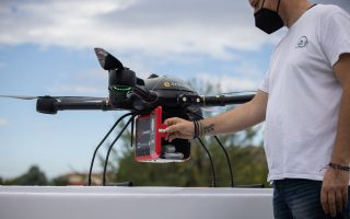 drone-delivery-trial-held-in-trikala
