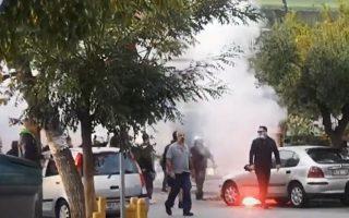 more-violent-incidents-outside-thessaloniki-vocational-school