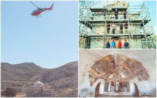 sikinos-to-unveil-spruced-up-historical-church