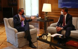 pm-meets-istanbul-mayor-during-athens-visit