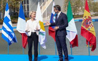 nine-eu-mediterranean-countries-hold-summit-in-greece