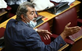 parliament-s-ethics-committee-votes-to-lift-polakis-immunity