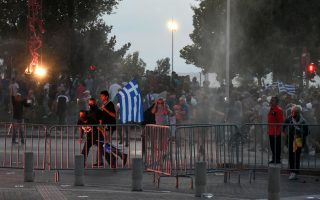 anti-covid-vaccine-protesters-clash-with-police-in-greece