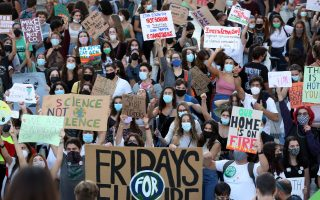 fridays-for-future-rally-in-athens-calls-for-action-in-climate-crisis