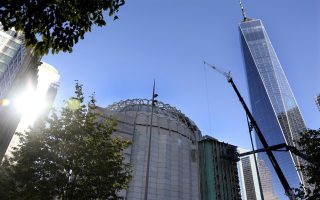 shrine-to-replace-church-destroyed-on-9-11-nears-completion