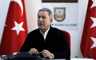 turkish-defense-minister-s-comments-stoke-tension