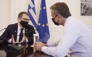 greek-american-congressman-meets-with-pm-in-athens