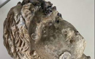 marble-roman-era-head-found-in-sea-of-preveza
